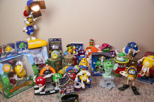 M&M Toy Collectibles