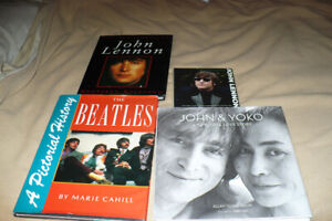 john lennon/beatles books