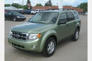 2008 Ford Escape XLT 4x4 Regina Regina Area image 1