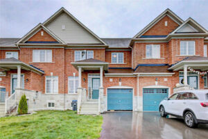 Beautiful Freehold Townhouse for sale in Brampton (T-4007)