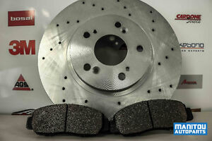 Volkswagen Jetta Coated Rotors
