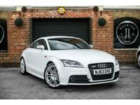 2013 Audi TT 2.0 TTS TFSI QUATTRO BLACK EDITION 2d 268 BHP Coupe Petrol Manual