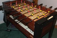 Multiple Games Table ( Cooper )- Good Condition