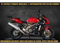 2003 03 APRILIA TUONO 0% DEPOSIT FINANCE AVAILABLE
