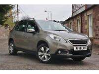 2014 PEUGEOT 2008 CROSSOVER 1.4 HDi 70bhp Active