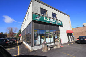 South End Retail Space For Lease