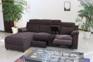 FACTORY DIRECT SECTIONAL SOFA ON SALE