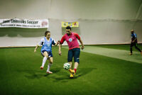 FRIDAY NIGHT INDOOR SOCCER  ( $10 for 2 hours )