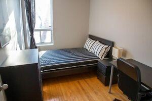 Chambre meublée, tout-inclus |  1er juillet | Berri-Uqam