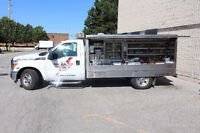 Mobile Catering Trucks - New & Refurbished Available