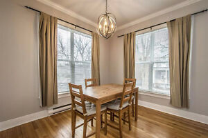 SEPT 1st - STUNNING 2 BED FURNISHED SOUTH END CONDO!