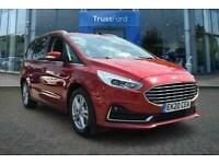 2020 Ford Galaxy 2.0 EcoBlue 190 Titanium 5dr Automatic with Lux Pack, Pan Roof,
