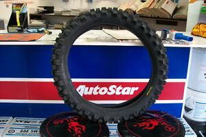 Pneu Arriere mx Motocross Rear Tire 100/90-19 120/80-19 4.60-19