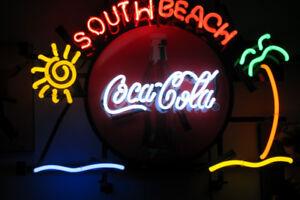 Neon Coca cola  come neuf $650.00