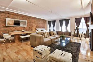 New Luxurious Loft in the Heart of the Old Port