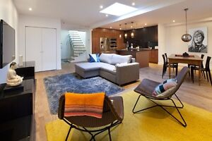 IDEAL short term rental in Old Montreal