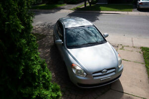Hyundai Accent Hatchback - Low KMS