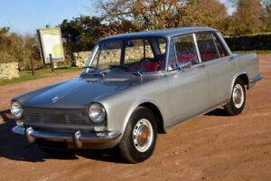 Simca 1500 1964 - 35000km d'origine!!!