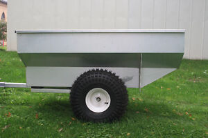 Aluminum ATV Dump Trailer Kitchener / Waterloo Kitchener Area image 1