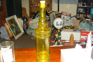 italian decorative bottle