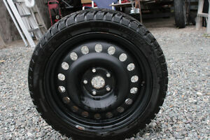 4 Westlake frost extreme Winter tires and rims