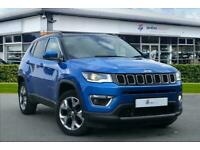 2018 Jeep Compass 1.4 Multiair 170 Limited 5dr Auto Station Wagon Petrol Automat