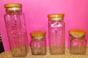 **Pasta Jars - On trend and great for crafting/decor**