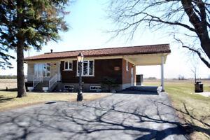 Maison à vendre à Valleyfield avec grand garage