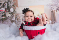Christmas Mini Sessions | In Studio | Mississauga