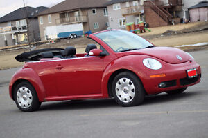 2010 Beetle Convertible Lease Take over