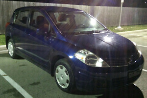 2008 Nissan Versa w/ New Tires and Brakes