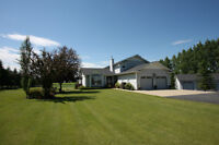 CONSIDER This Acreage on Red Deer City Limits!