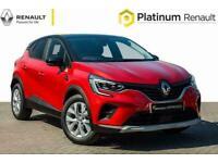 2021 Renault Captur ICONIC TCE Manual Hatchback Petrol Manual