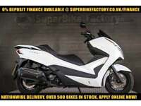 2015 65 HONDA NSS300 FORZA 300CC 0% DEPOSIT FINANCE AVAILABLE