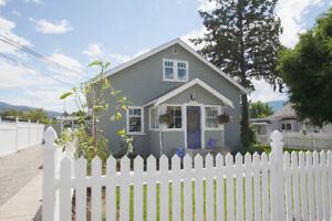 3 bed Character Home 1800 incl. util