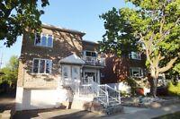 Montréal, St-Laurent, maison tout inclus à louer, avec garage