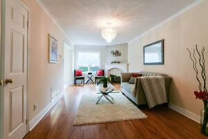 Executive 3 Bedroom Town house For Rent at Mavis & Eglinton