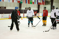 ADULT HOCKEY CLASSES FOR BEGINNERS