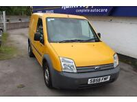 Ford Connect T200 L SWB 75 TDCI