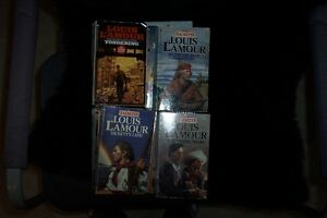 Louis L'Amour-Set of  Western Novels