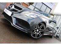 2014 14 MERCEDES-BENZ E-CLASS 2.1 E220 CDI AMG SPORT 2D AUTO 170 BHP DIESEL