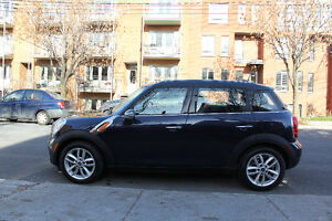 SUPERBE OCCASION: MINI COOPER COUNTRYMAN ­ 2011 ­ FULL EQUIPPED