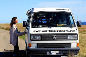 RV Vw Westfalia Rental
