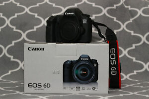 Canon 6D Body, Like new Condition.