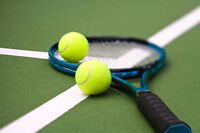 Partenaire de tennis recherché