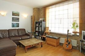 2 bed, converted warehouse. Aldgate East