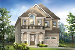 Newly Built (30' lot) Mattamy home for rent in MIlton