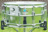 Ludwig Supraphonic 14X6.5 1979 Vintage Snare Drum