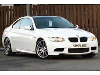 2009 BMW 3 SERIES M3 4.0 V8 DCT 2DR COUPE PETROL