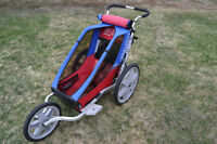Chariot Cheetah 1 - Jogger, Stroller and Bike Trailer